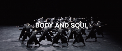 BODY AND SOUL / CRYSTAL PITE